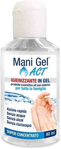 Act Mani Gel Igienizzante - 80 ml