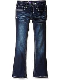 Lee Big Girls' Susan Heavy Stitch Boot Jean