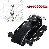 Ocamo PARA Mercedes Sprinter VW Crafter 06- Soporte DE BISAGRA DE Puerta Trasera Soporte DE Correa 9067600428;