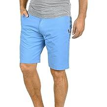 !Solid Thement Herren Chino Shorts Bermuda Kurze Hose aus 100% Baumwolle Regular Fit