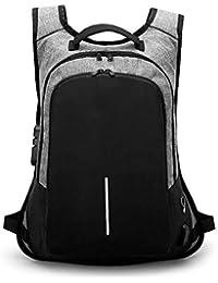 Fenebort Outdoor Double-Shoulder in nylon Zaino Scuola Satchel Fashion  Travel Sport Borsa da trekking ec9fa4e341a
