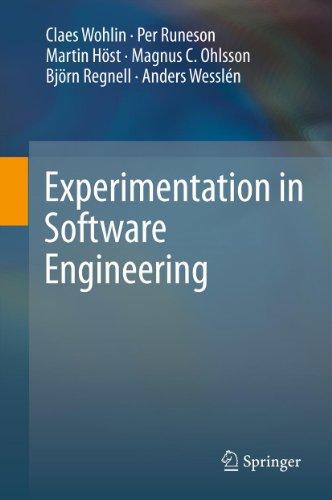 Experimentation in Software Engineering (English Edition) por Claes Wohlin