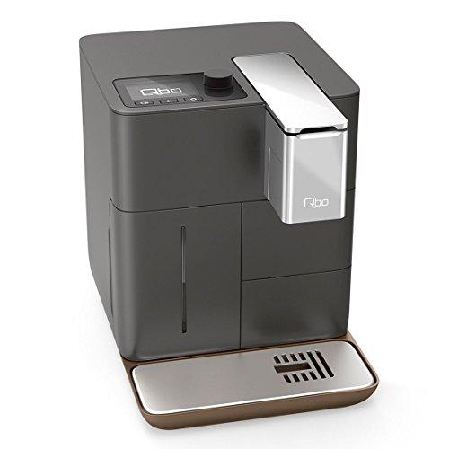 Qbo You-Rista Kaffeemaschine (Alexa kompatibel) – Kaffee Kapselmaschine für Caffe Crema, Espresso...