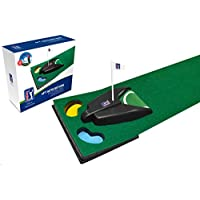 PGA Tour PGAT52 - Alfombra de golf con retorno automático