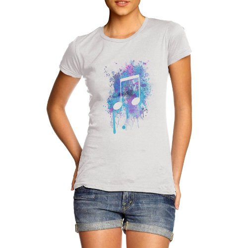 TWISTED ENVY - T-shirt - Donna Bianco