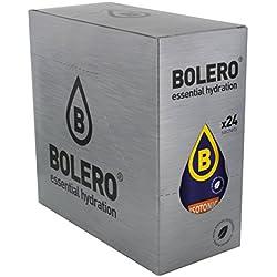 Paquete de 24 sobres bebida Bolero sabor Naranja