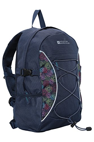 mountain-warehouse-18-litre-rucksack-floral-bolt-bag-backpack-walking-school-hiking-bike-camping-lim