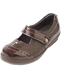 Sandpiper - Zapatos de cordones de Otra Piel para hombre, color negro, talla 41.5