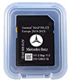 SD Karte MERCEDES (Star1) GARMIN MAP PILOT Europe 2018 v10 (A2189062903)