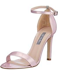 SJP by Sarah Jessica Parker Women's Lizzie Ankle Strap Sandals