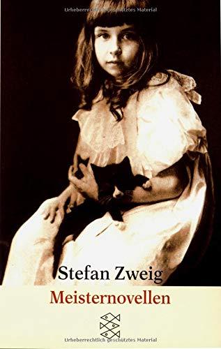 Buchseite und Rezensionen zu 'Meisternovellen' von Stefan Zweig