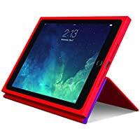 Logitech BLOK Protective Case for iPad Air 2 - Red/Purple