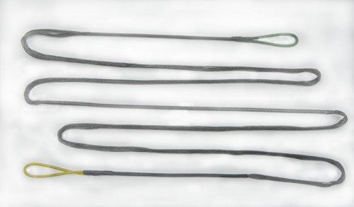Corde, Long De Dacron 16 Chapelet pour Longueur d'arc 58 pouces, Longue feuille, Arc recurve