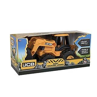 JCB Giant Backhoe Loader Toy