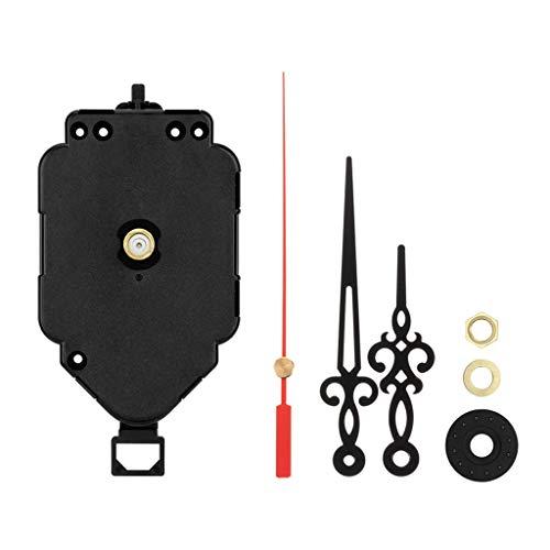 IPOTCH Pendel-Quarz-Uhrwerk, HR1688 Pendelwerk, Pendelmechanismus Hause Uhrwerk Ersatzteile Ersatz