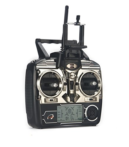 s-idee® 01628 Quadrocopter S303 Wifi HD Kamera FPV Höhenstabilisierung, One Key Return, Coming Home / Headless VR möglich, Drohne 360° Flip Funktion, 2.4 GHz mit Gyro, 4-Kanal, 6-AXIS System Drone mit Camera 720p - 3