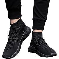 Zapatos hombre deportivos, Amlaiworld Moda Hombres zapatillas running Zapatos de gimnasia Calcetines Zapatos baratas niño