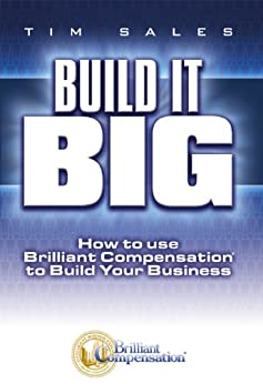 BUILD IT BIG: How to Use Brilliant Compensation to Build Your Business by [Tim Sales]