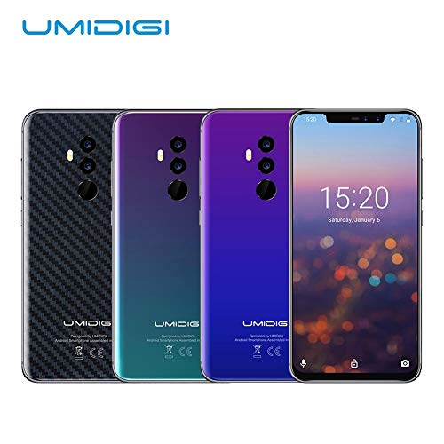 Umidigi Z2 Global Edition Smartphone Android 8.1,6.2