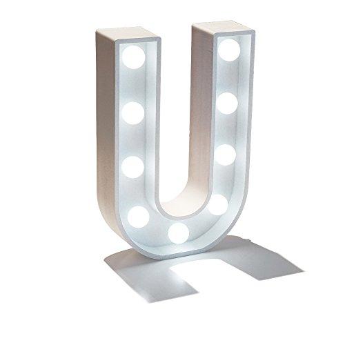 EUTOPICA Lettre Lumineuse (Small) (U)