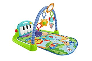 Fisher-Price - Gimnasio-Piano Pataditas, Manta de Juego para Bebé (Mattel BMH49) (B00F2MQDU2) | Amazon price tracker / tracking, Amazon price history charts, Amazon price watches, Amazon price drop alerts