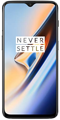 OnePlus 6T (Midnight Black, 8GB RAM, 128GB Storage)