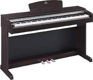 Yamaha YDP141 Piano numérique meuble traditionnel 88 touches GH Finition Bois de rose