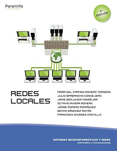 Redes locales 2.ª edición por JULIO BARBANCHO CONCEJERO
