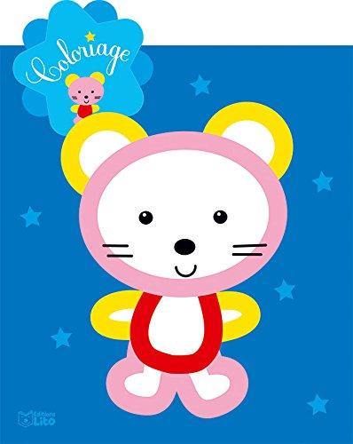 Le Coloriage de Ma Petite Étoile - La petite souris - Dès 2 ans