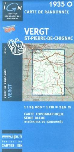Vergt / St-Pierre-de-Chignac GPS: Ign1935o