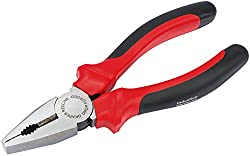 Draper Redline 67925 160 mm Combination Pliers with Soft Grip Handles