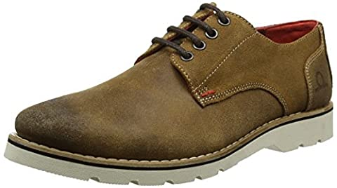 Chatham Men's Dexter Derbys, Brown (Tan), 8 UK 42 EU