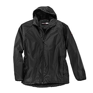 Abraxas Light XXL Rain Jacket Black, 2xl-8xl:10xl