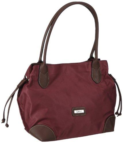 Borsa Gabor Granada 6582 Shopper Donna 42x28x18 Cm (lxhxp) Rosso (rosso Scuro 48)