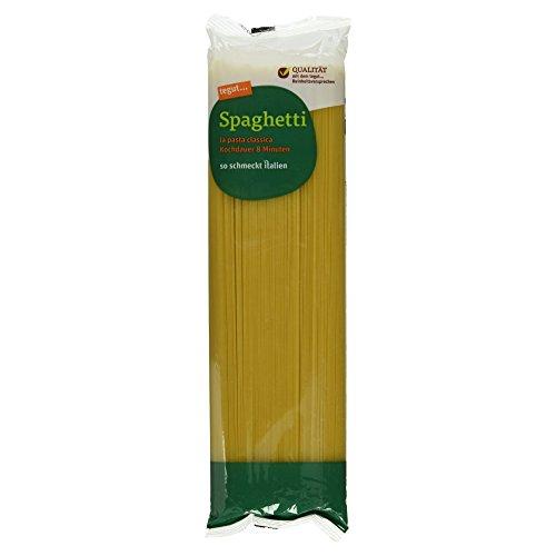Tegut Italienische Nudeln Spaghetti, 500 g