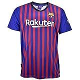 FCB BARÇA Camiseta 1ª Equip 2018-2019 Messi T-L