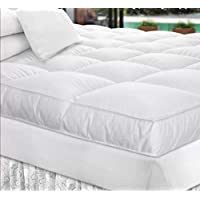 Hotel Mattress Topper, King Size 200x200+5 cm