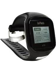 GolfBuddy VT3 Golf GPS Range-Finder, Schwarz