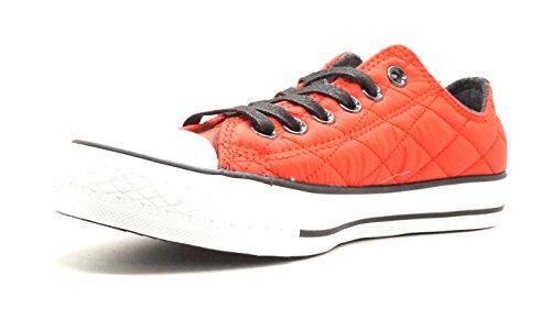 Converse Chuck Taylor Oxford Canvas Fashion Sneaker 149551c-casino/Black/White