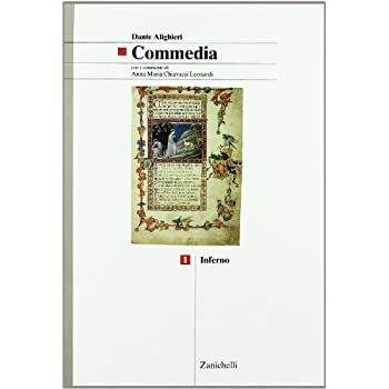 Commedia. Inferno. Per Le Scuole Superiori