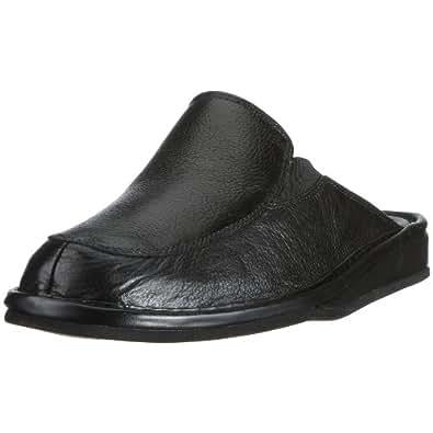 Fortuna Exclusiv Flex G, Herren Pantoffeln, Schwarz (schwarz 001), 39 EU