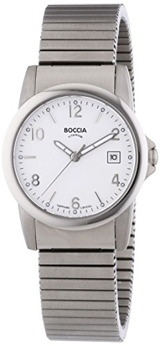 Boccia Damen-Armbanduhr Titan Sport 3080-06