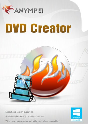 AnyMP4 DVD Creator Lifetime - Th...