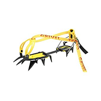 Grivel G12 NM Crampons & Grödels yellow/grey 2018 iron spike