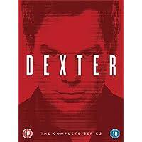 Dexter - Complete Season 1-8