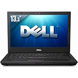 Dell Latitude E4310 - PC portable - 13,3' - Gris (Intel Core i5-520M / 2,40 GHz, 4 Go de RAM, Disque dur 160 Go, Lecteur DVD, Wifi, Windows 7 Professionnel)
