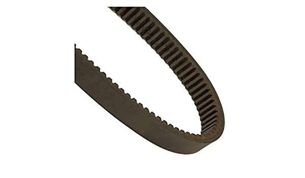 60.7 Long Rubber 1.25 Wide 60.7 Long 1.25 Wide Continental ContiTech 20044300 2026V607 Variable Speed Cut-Edge Construction Specialty Belts