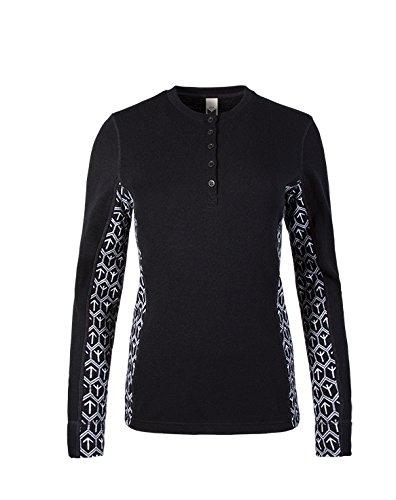 Dale of Norway Damen Viking Feminine Basic UC Sweater, Black, L