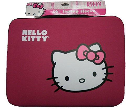 Hello Kitty Neopren-Schutzhülle für Notebooks, 40,6 cm (16 Zoll)