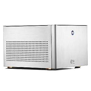GOLDEN FIELD N-2S Mini Cube ITX PC Computer Case Aluminium For PC Desktop Computer Casing